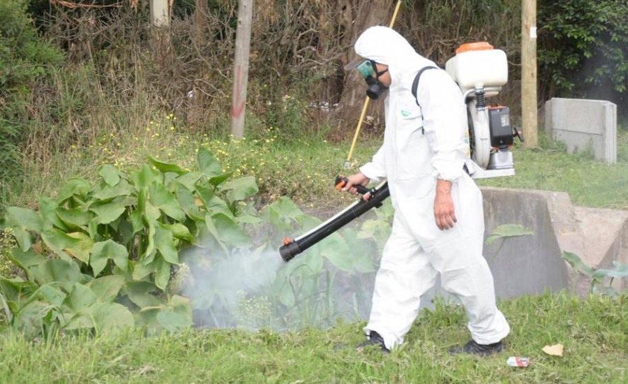 El Municipio realiza operativos de fumigación, desratización y entrega de cebos para combatir el Hantavirus y el Dengue
