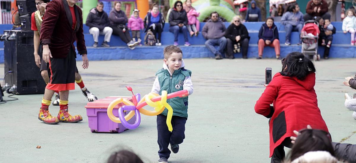 Almirante Brown celebra el mes del niño con propuestas para toda la familia