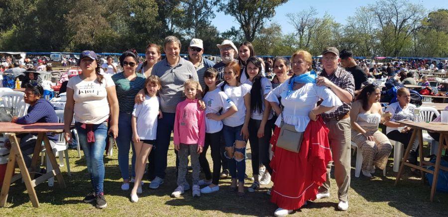 Más de 15 mil vecinos visitaron la expo granja organizada por el municipio de Alte Brown