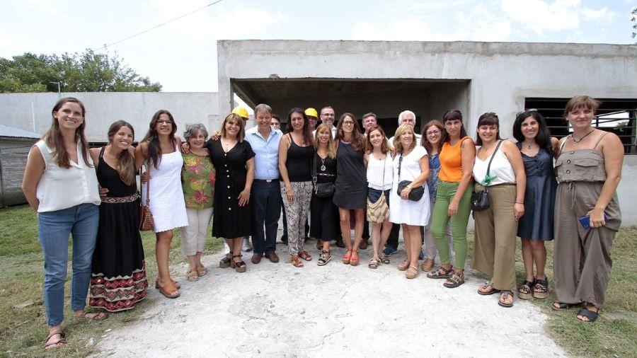 Cascallares junto a Gómez Alcorta con foco en género y diversidad