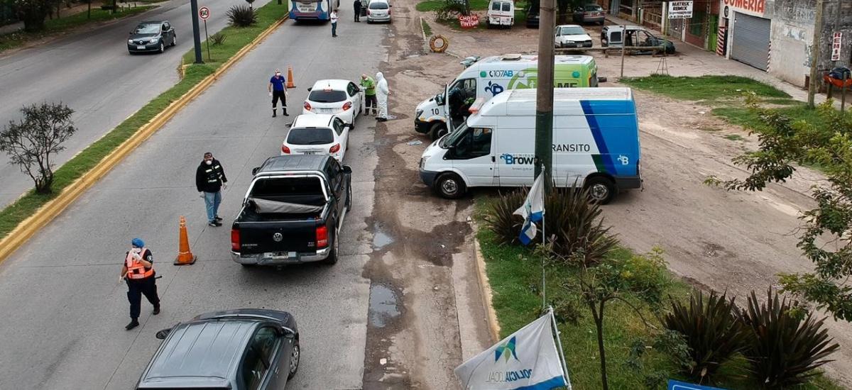 Más de 560 detenidos y vehículos secuestrados en estrictos controles viales