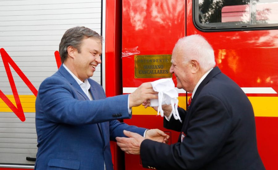 El municipio de Alte Brown declaró duelo por el fallecimiento de Rubens Lartigue